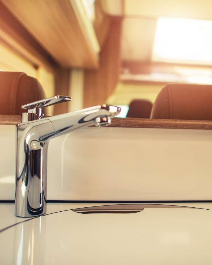 campervan water tanks installation tips
