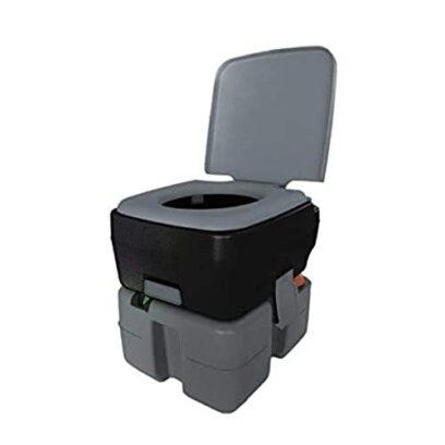 Reliance Unisex's N-Go 3320 Portable Flushing Toilet