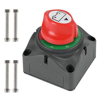 1250 Amp Battery Cut Off Switches