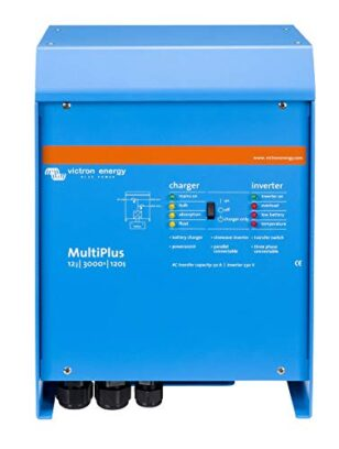 Victron Energy MultiPlus 3000VA Pure Sine Wave Inverter Charger