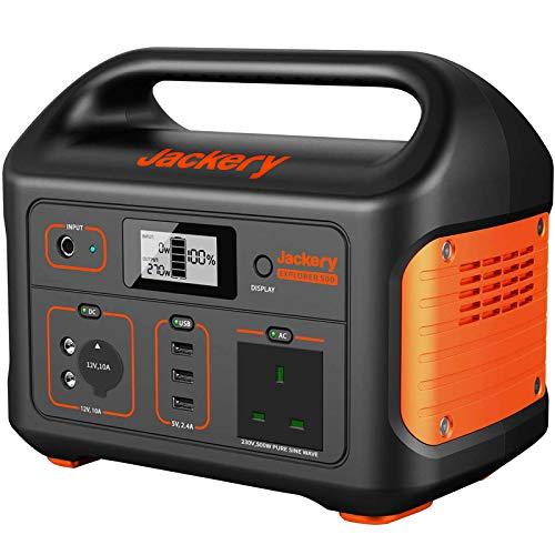 Jackery Portable Power Station Explorer 500