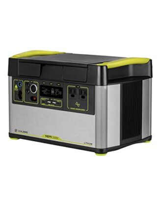 Yeti 1500X Portable Power Station