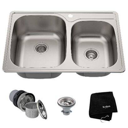 Kraus KTM32 Premier Kitchen Sink