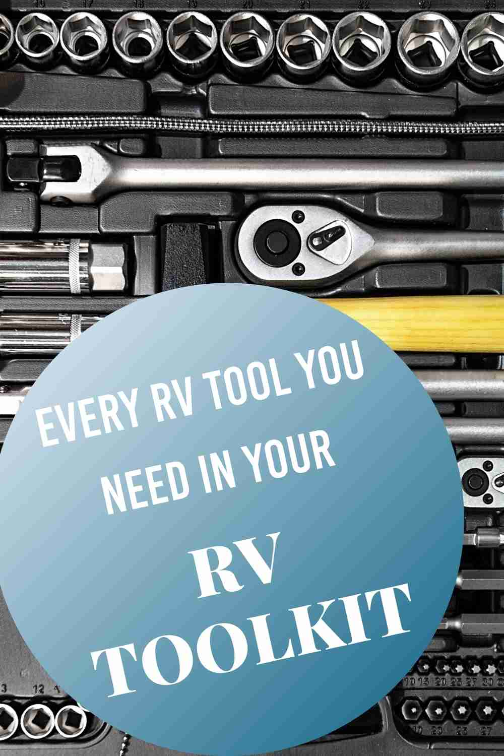 50+ Must-Have Tools for your RV Toolkit on Pinterest