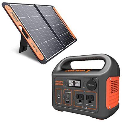 Jackery Solar Generator 300 (Jackery 300 + SolarSaga 100W)