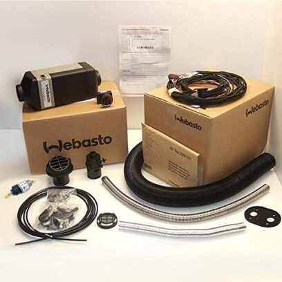Webasto Air Top 2000 STC heater Diesel single outlet 12v Kit