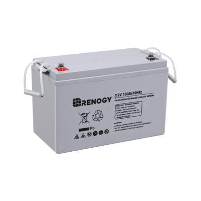 100ah AGM Battery