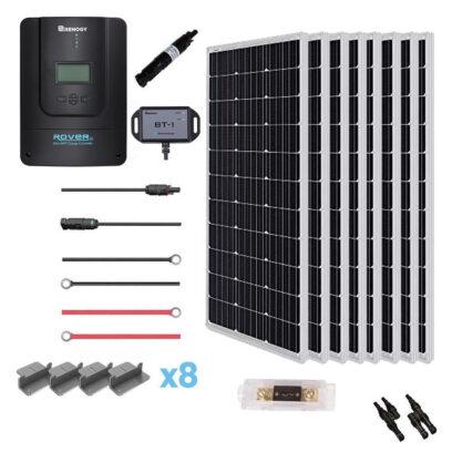 Renogy New 800 Watt 12 Volt Solar Premium Kit