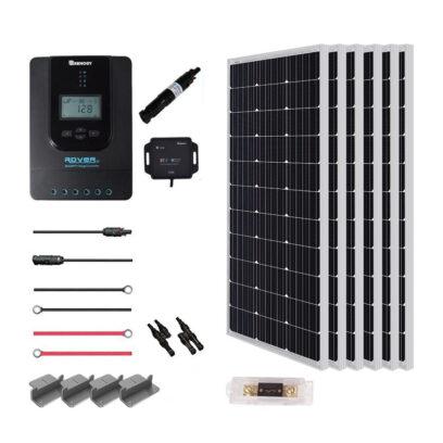 Renogy 600 Watt 12 Volt Solar Premium Kit