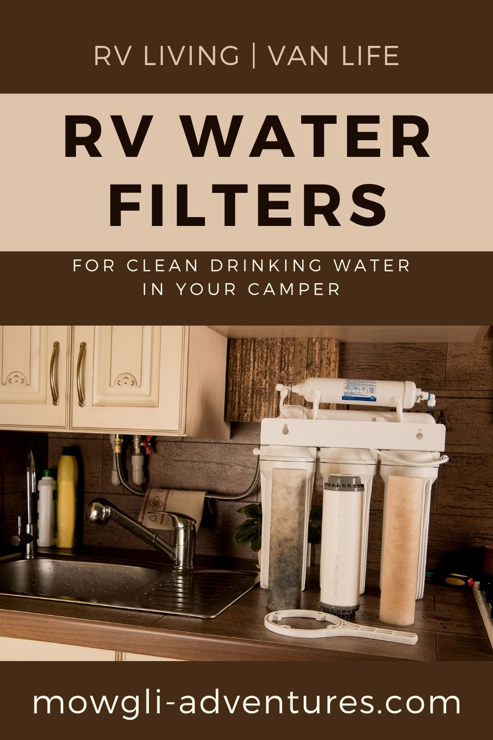 RV Water filters on Pinterest