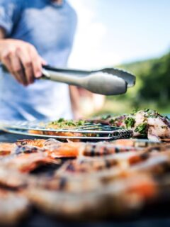 best portable rv grill