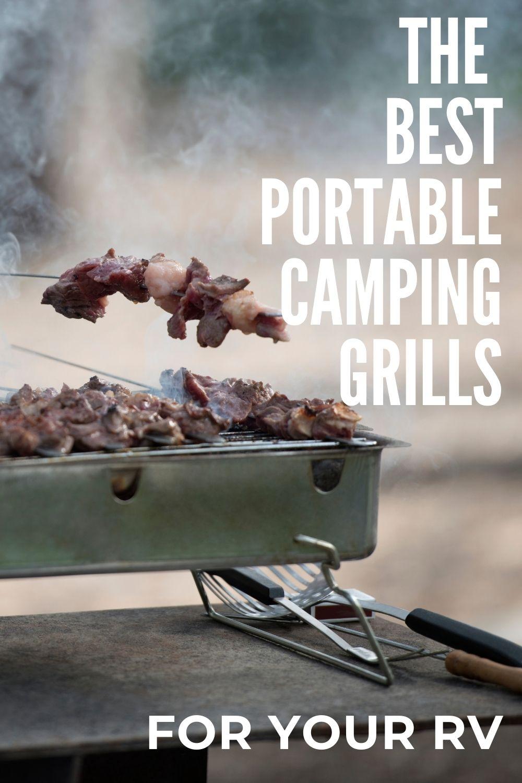 best portable rv grill on pinterest