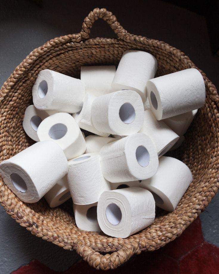 toilet paper for cassette toilets