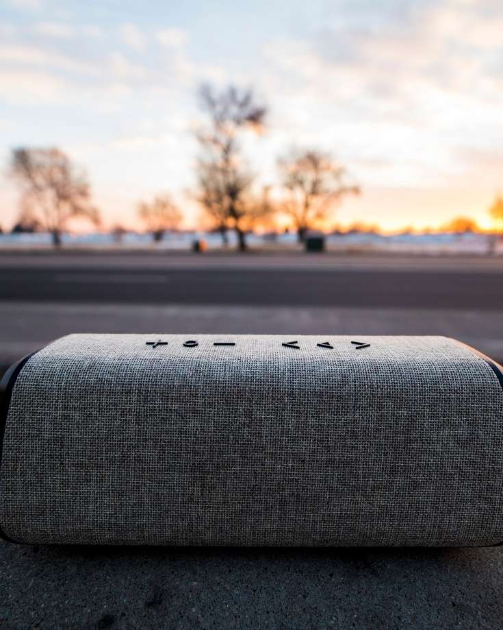 gifts for rv owners bluetooth speaker