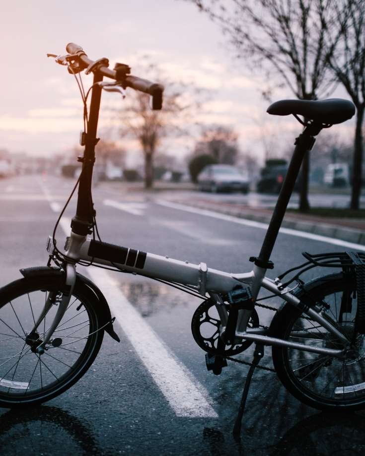 gifts for rv owners folding bike