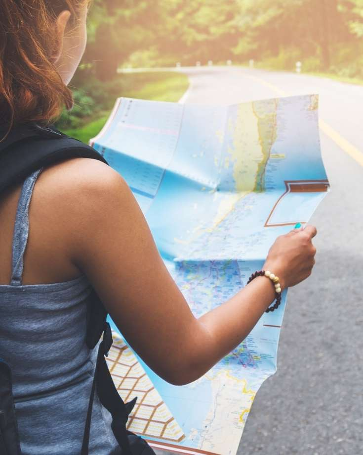 gifts for rv owners road map