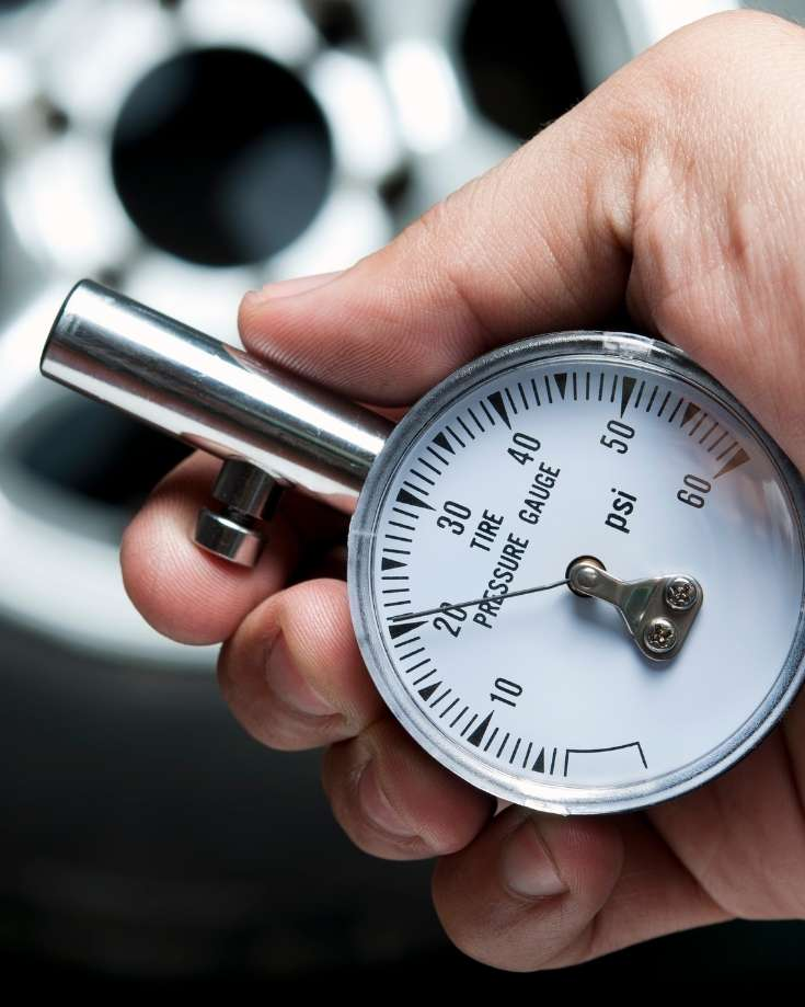 gifts for rv owners tire gauge