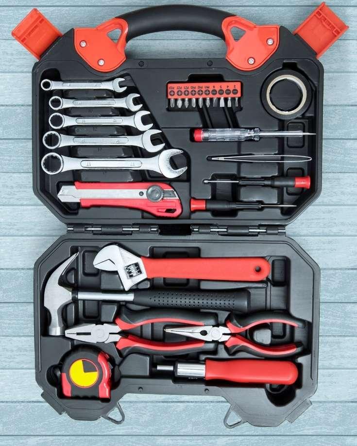 rv toolkit essential rv tools toolkit