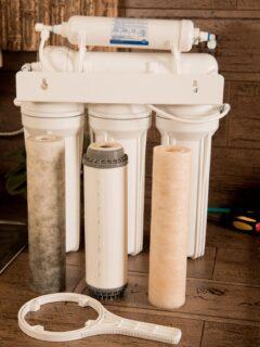 rv water filters for clean drinking water camper van