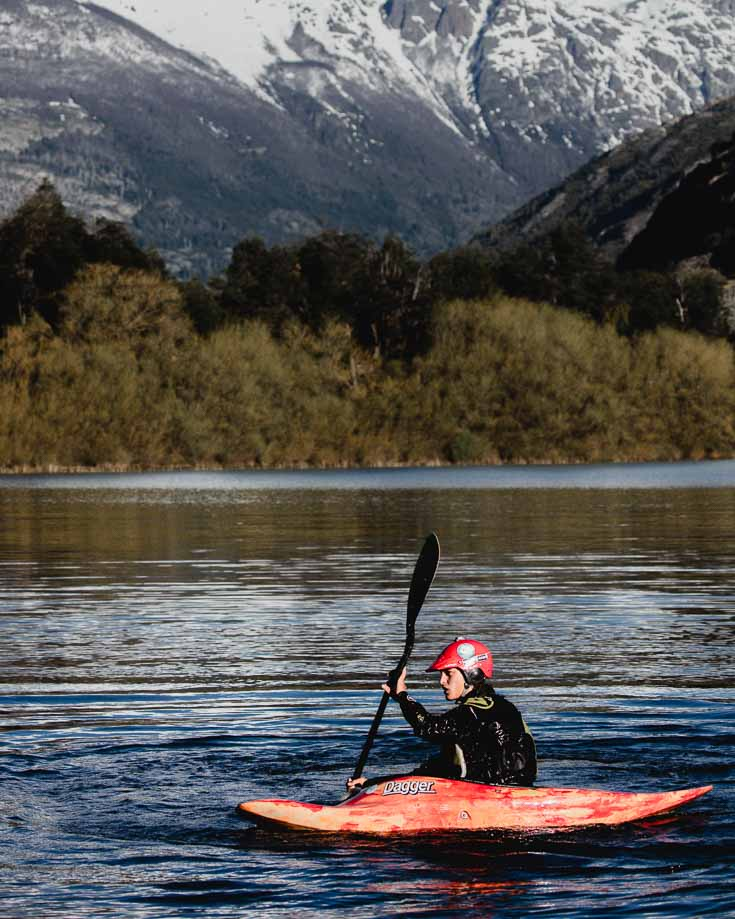 kayaking in futaleufu