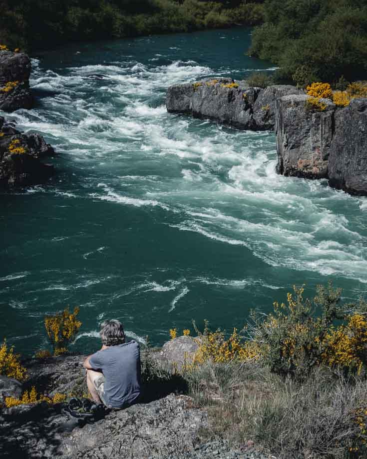 the mighty futaleufu river