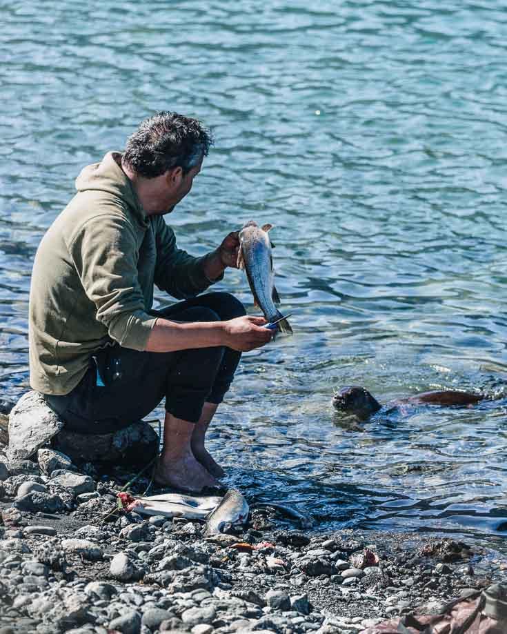 fishing in futaleufu river