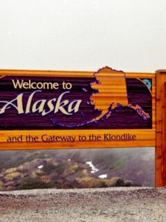 Best Places to Camp in Alaska in a Van or RV