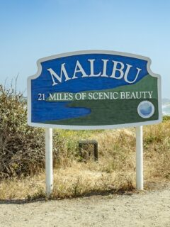Best Places to Camp in Malibu in a Van or RV