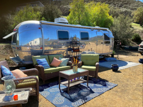 Prospector Ranch - Best Campsite in Malibu for Glamping in the Mountains