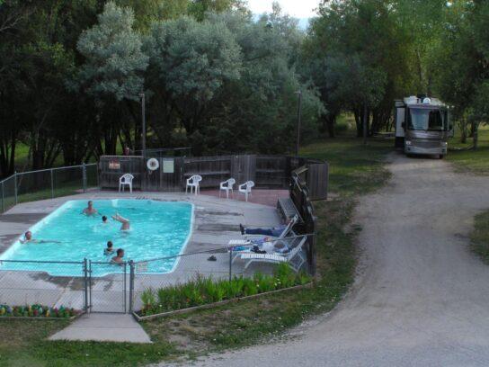 Deer Park Swimming Pool