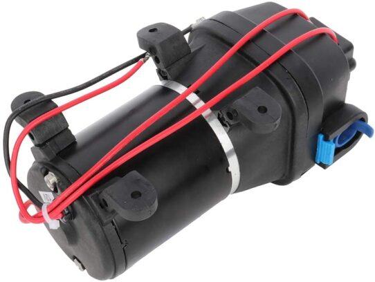 New RV water pump