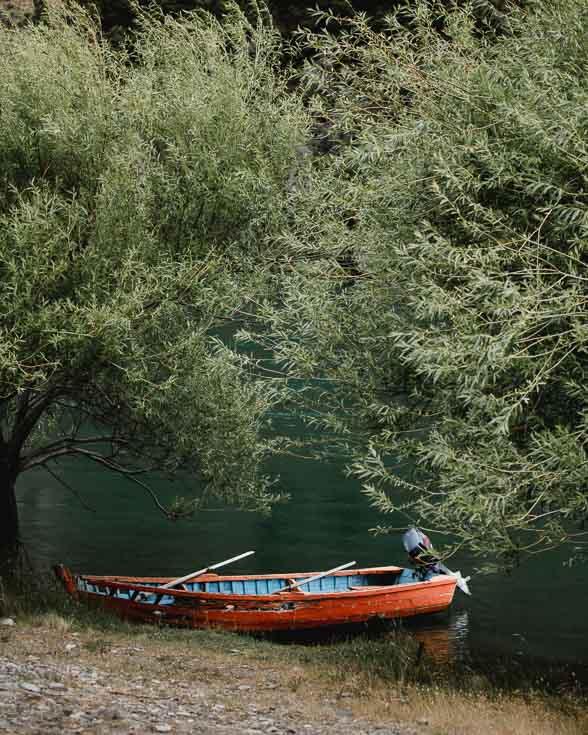 lazing by the river futaleufu