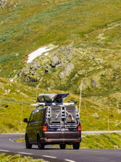 How to Build an RV Roof Rack