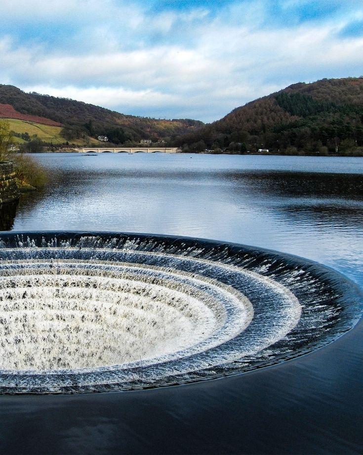 ladybower reservoir plughole