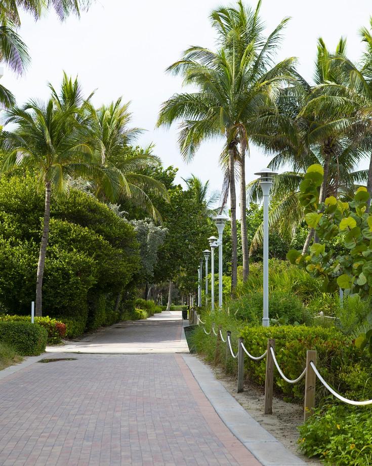 Miami Beach campground