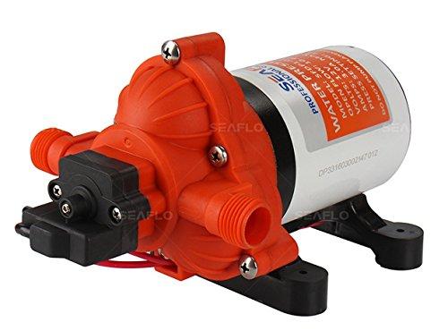 SEAFLO Water Diaphragm Self-Priming Pump