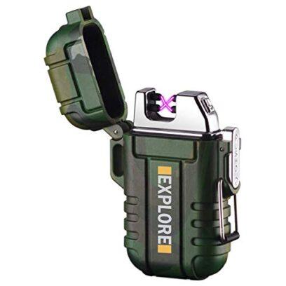 Waterproof and Windproof Lighter